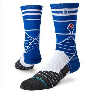 Stance Men's ATL Retro Stirrup Crew Socks M│6-8.5